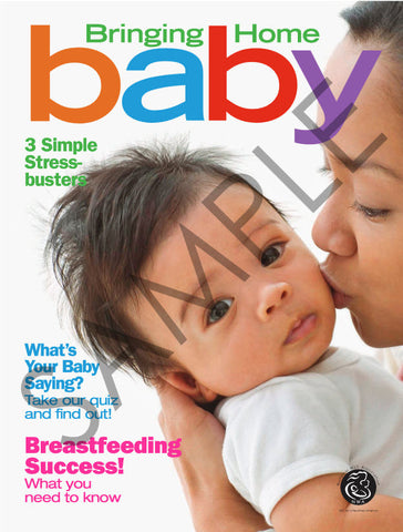 Bringing Home Baby magazine