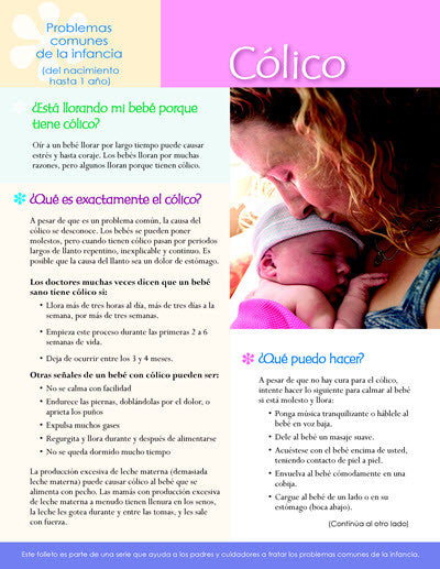 Image of Common Infant Problems: Colic