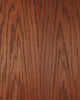 Red Oak wood veneer finish