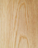 White Oak wood veneer finish
