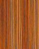 Zebrawood wood veneer finish