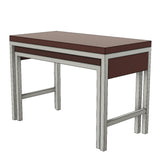 Extensively Buffet with nested table by 1x1 Modern, custom-made and made-to-measure