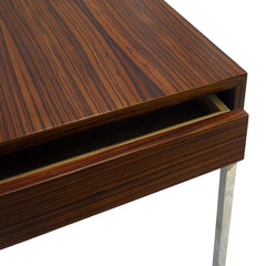 Initially side table drawer detail by 1x1 Modern, custom-made and made-to-measure