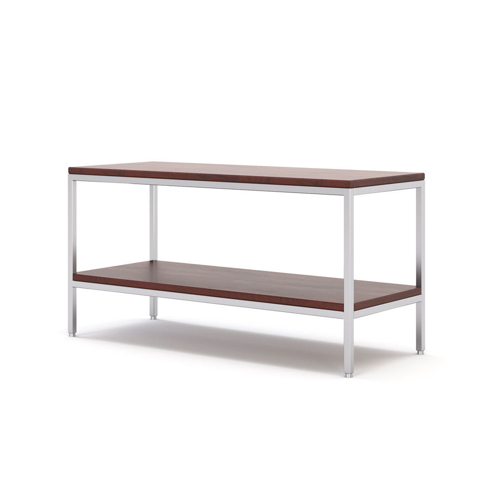Perspective view of Warmly sofa table by 1x1 Modern Custom Furniture, custom-made and made-to-measure