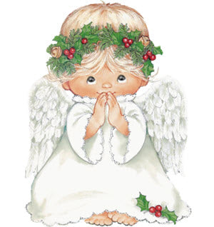 Christmas Greetings from Little Angels Couture!