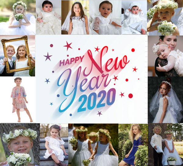 2020 The New Year Begins!