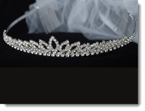 007 Crown with Veil
