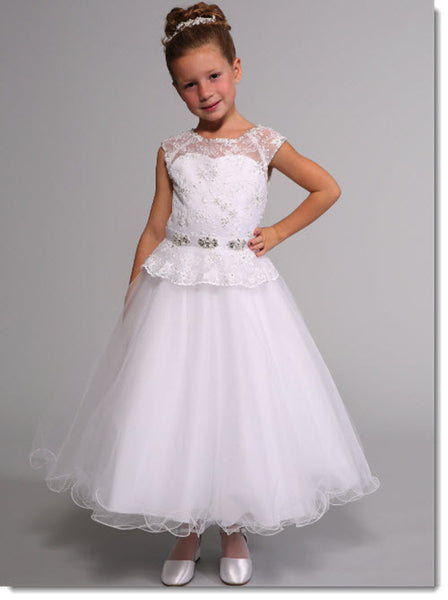 3036 Communion or Flower Girl Dress