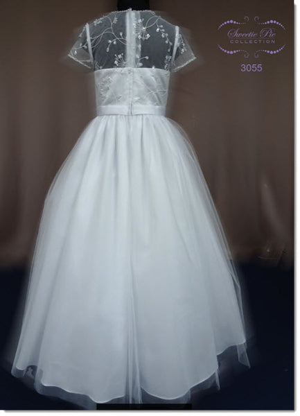 3055 - First Comunion or Flower Girl Dress