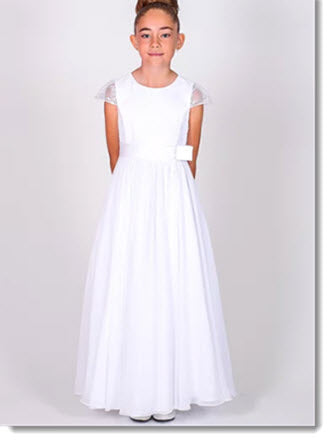 Chloe P 6110 First Communion - Flower Girl Dress
