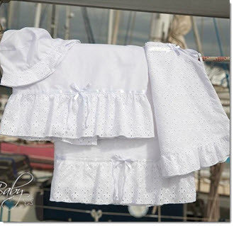 Lathopana - Baptism Set 825 - Little Angels Couture