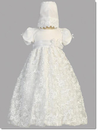 EK Amber - Christening Dress