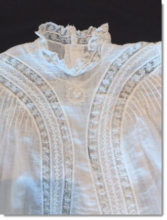 Absolutely Exquisite Antique Doll/Baby Christening Gown - Perfect!! - Little Angels Couture - 3