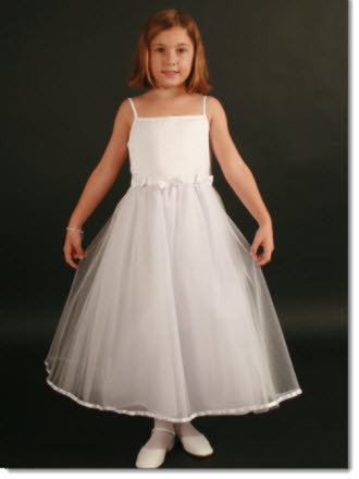 OSW 167 Girls Dress - Little Angels Couture - 1