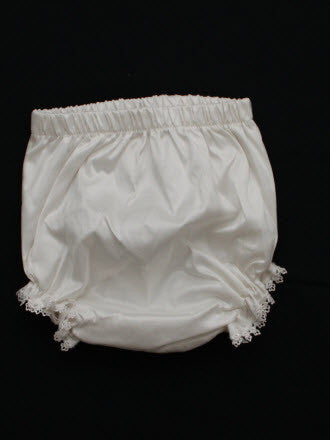 DE silk bloomers - Little Angels Couture