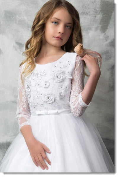 EK 73 First Communion / Flower Girl dress