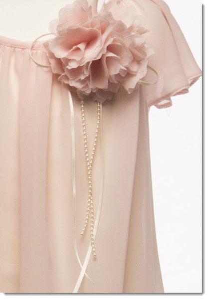EK 29 - Chiffon Layered Dress