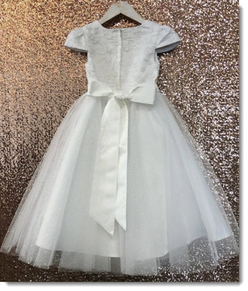 EK 75 First Communion or Flower Girl Dress