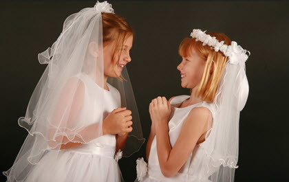 First Communion - Little Angels Couture