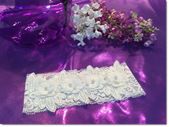 Kate - Christening Headband