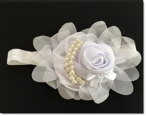 LPH 02 Christening Headband