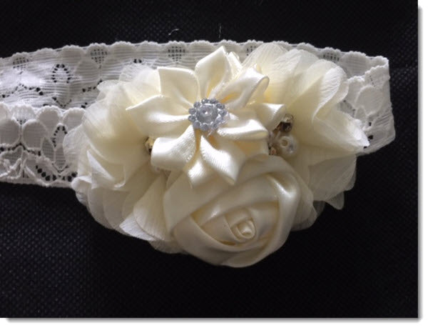 LPH 04 Christening Headband