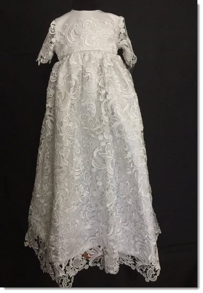 Lisa BA Christening Gown