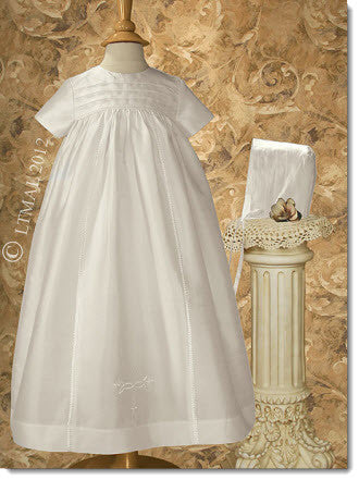 DP03GS Silk Family Gown - Little Angels Couture - 1