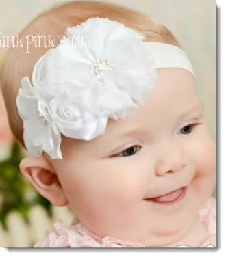 Vintage inspired Headband - Little Angels Couture