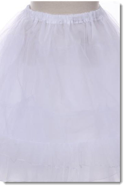 Triple Layered Petticoat