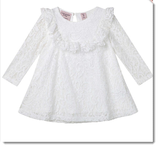 Zoey Lace Baby Dress