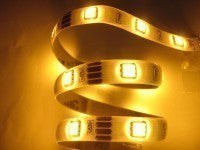 "LED Strip  20""   YELLOW   - LS-ST-20in-YEL"