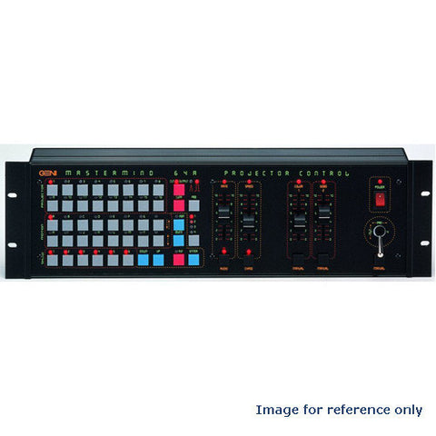Master Mind DMX 64 Channels DMX-512 DJ Lighting Controller - DMX64A