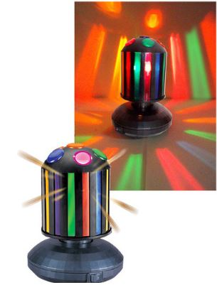 Rotating Multicolor SUPER SUNLITE V0201