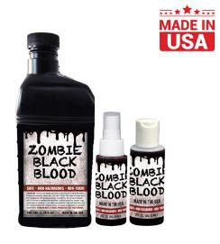 ZOMBIE BLACK BLOOD BLZ-P
