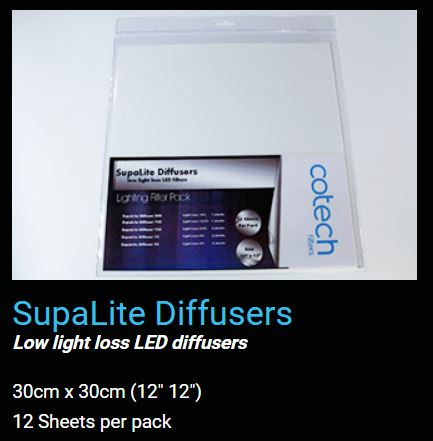 SupaLiTe DIFFUSERS COTECH FILTERS GEL Pack