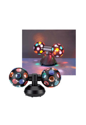 Double Disco Ball Jr V0231Jr