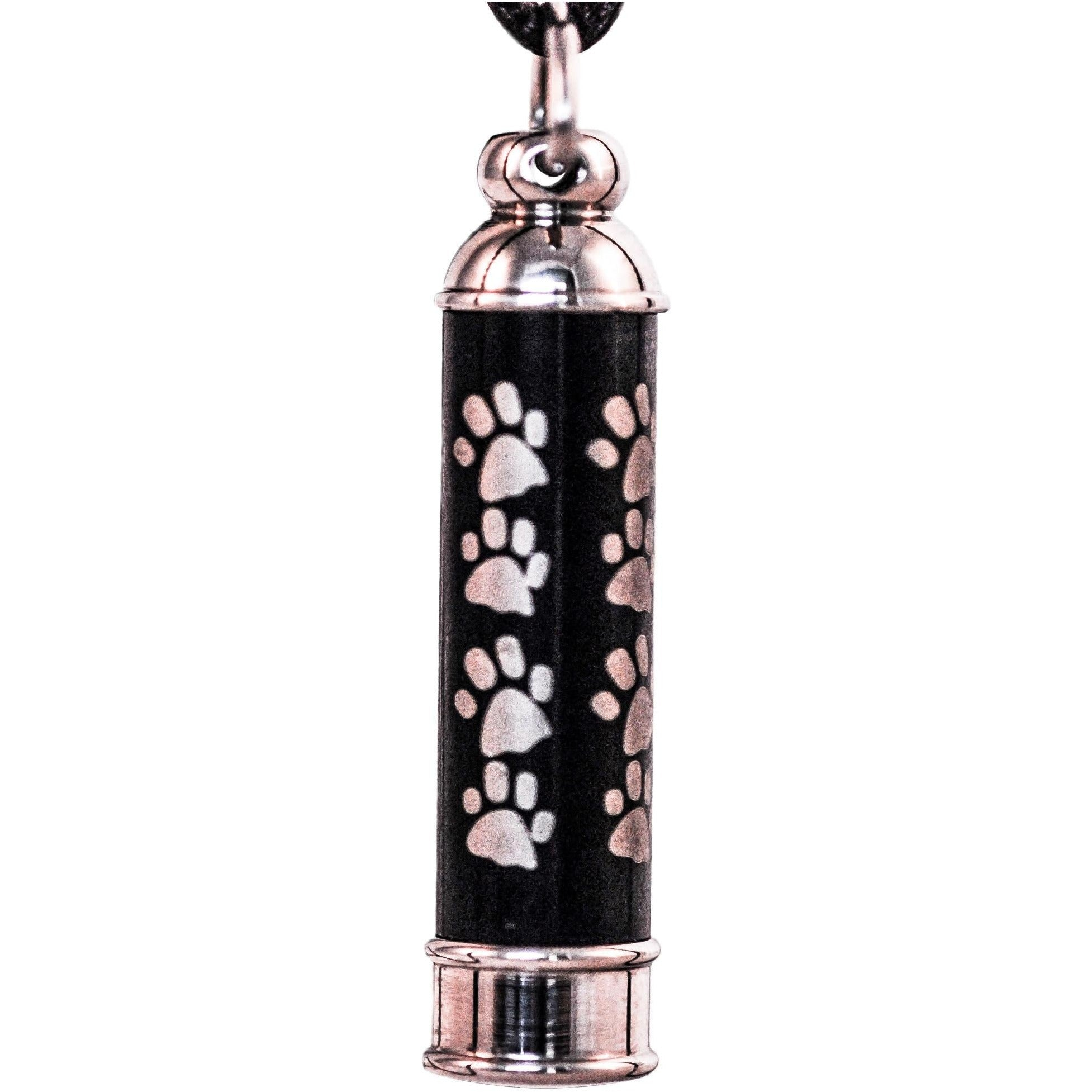 "15"" Pawprint Urn Necklace-Memorials-Sorrento Valley Pet Cemetery"