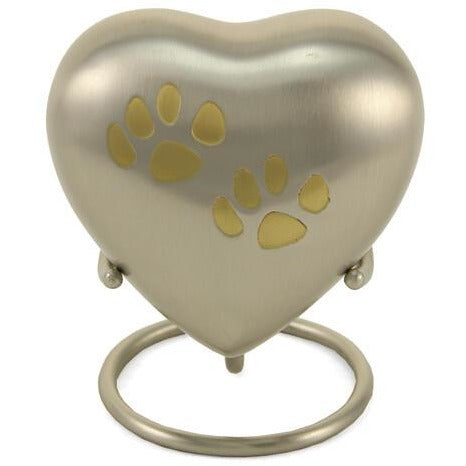 Odyssey Pewter Heart Keepsake-Memorials-Sorrento Valley Pet Cemetery