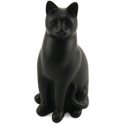 Elite Cat-Urns-Black-Sorrento Valley Pet Cemetery