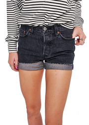 Levi's 501 Short (Gimmie More) - ChicStyle
