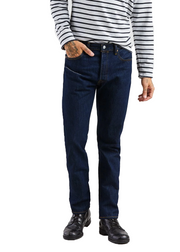 Levi's 501 Original Fit (Rinse/Blue) - ChicStyle