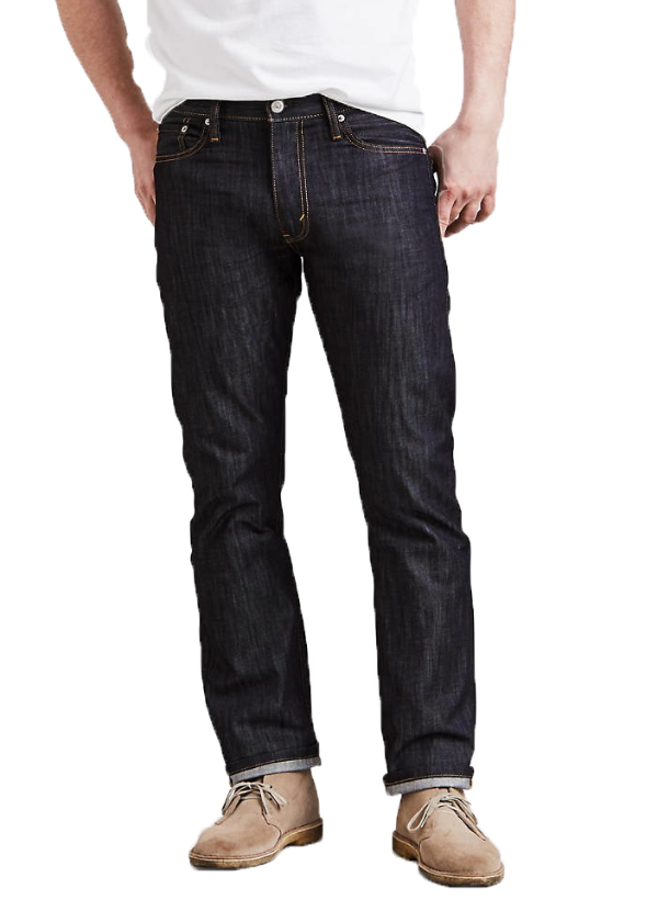 Levi's 513 Slim Straight Fit (Ice Cap) - ChicStyle