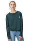 Cheap Monday Bed Long Sleeve Tee (Pine Green) - ChicStyle