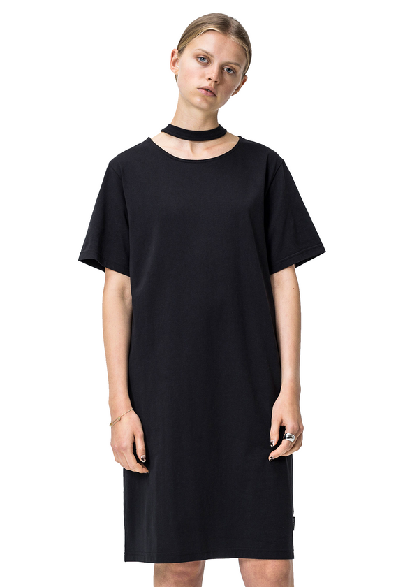 Cheap Monday Belong Dress (Black) - ChicStyle