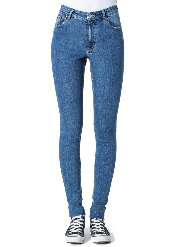 Cheap Monday High Skin *Organic Jeans (Blue) - ChicStyle