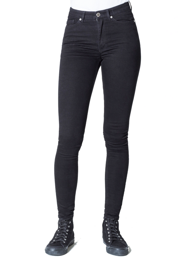 Cheap Monday High Spray *Organic Jeans (Black) - ChicStyle