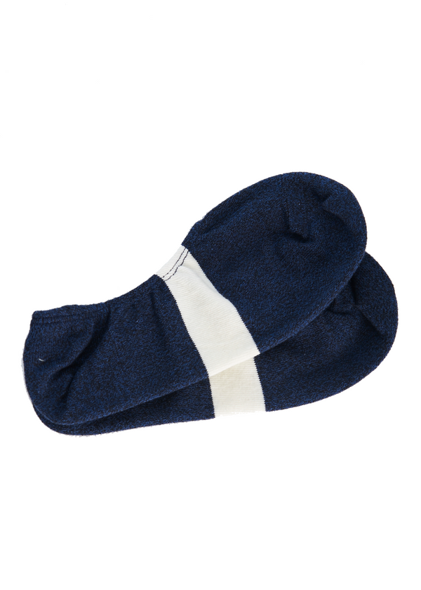 N/A Loafer Socks (Blue) - ChicStyle