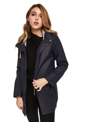 Elka Lyngholm (Navy) - ChicStyle