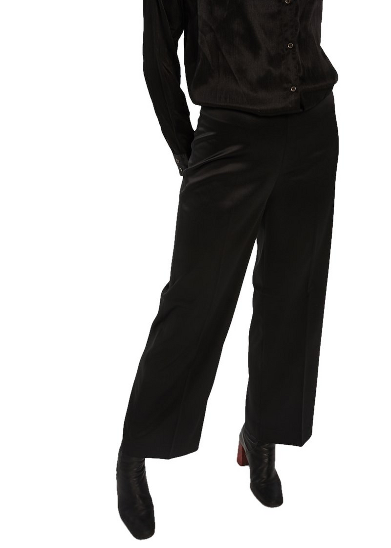 Just Female Lyra Pants (Black) - ChicStyle
